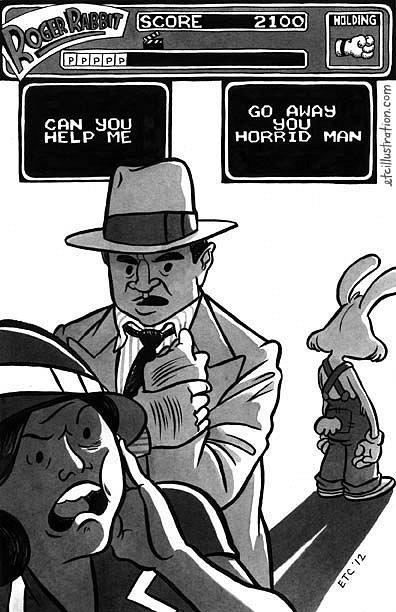 who framed roger rabbit for nes - Who Framed Roger Rabbit Nes